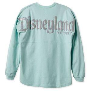 Arendelle Aqua Disneyland Spirit Jersey